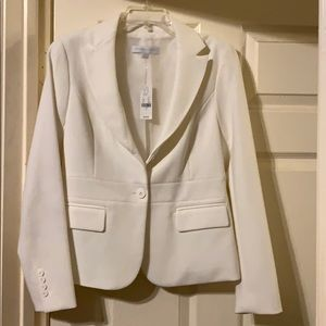 Winter white jacket - New York & Co - new- size 6